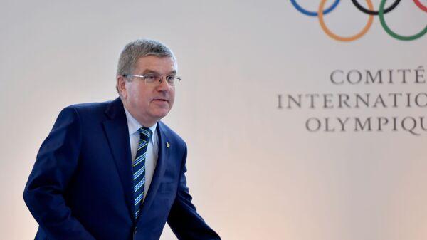 Presidente del CIO Thomas Bach - Sputnik Italia