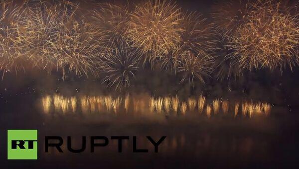 Fuochi d`artificio - Sputnik Italia