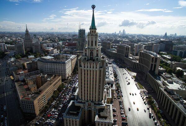 Le 7 sorelle di Mosca - Sputnik Italia