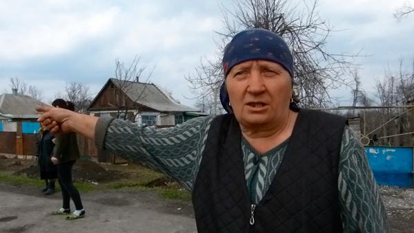 Abitante del Donbass - Sputnik Italia