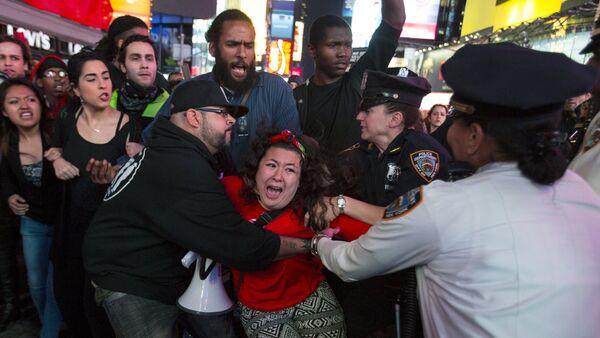 Proteste a New York - Sputnik Italia