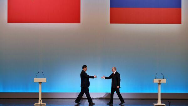 Xi Jinping e Valdimir Putin - Sputnik Italia