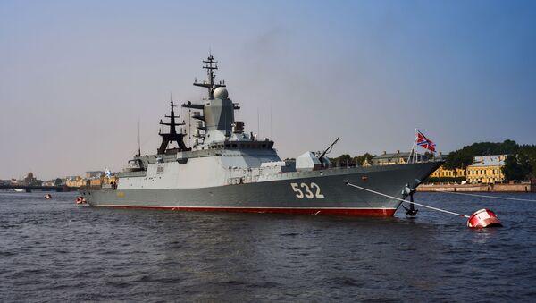 Corvetta della marina russa - Sputnik Italia