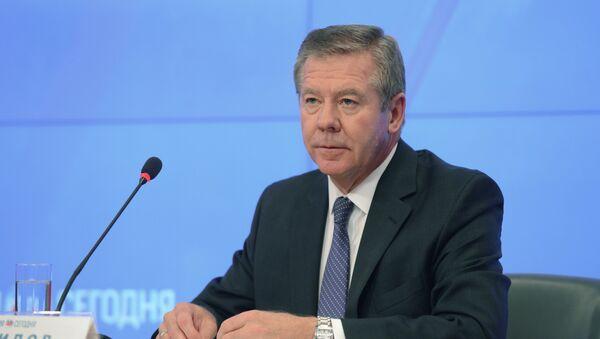 Russian Deputy Foreign Minister Gennady Gatilov - Sputnik Italia