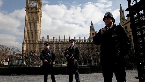 Polizia britannica - Sputnik Italia