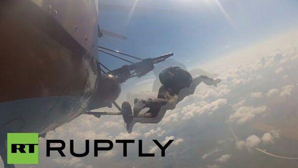 Esercitazioni antiterroristiche - Sputnik Italia