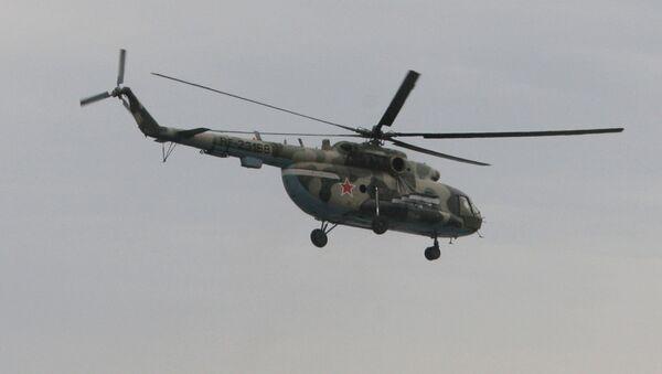 Mi-8 helicopter - Sputnik Italia