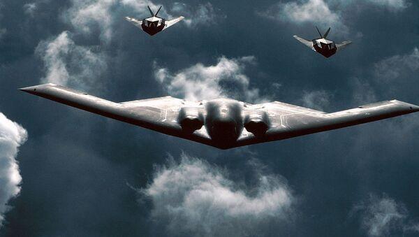 B-2 Spirit - Sputnik Italia