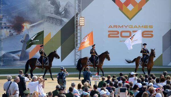 I Giochi militari internazionali in Russia - Sputnik Italia