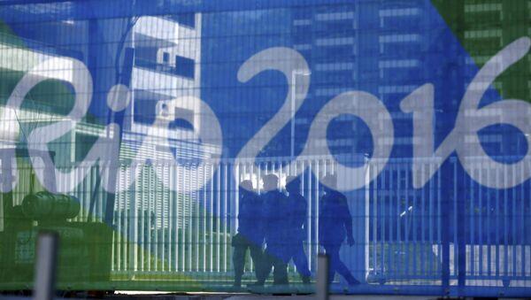 Olimpiadi Rio 2016 - Sputnik Italia