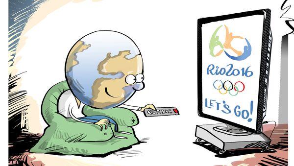 I Giochi Olimpici - Sputnik Italia