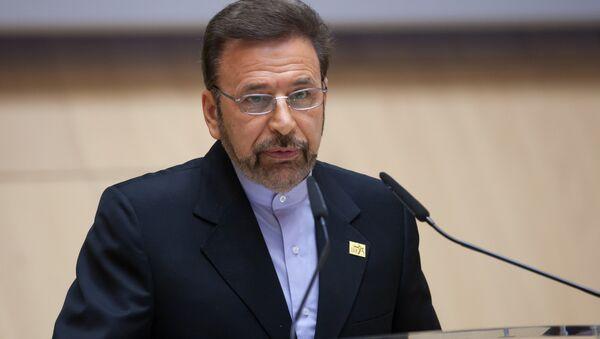 Iran – H.E. Mr Mahmoud Vaezi, Minister, Ministry of Information & Communication Technology - Sputnik Italia