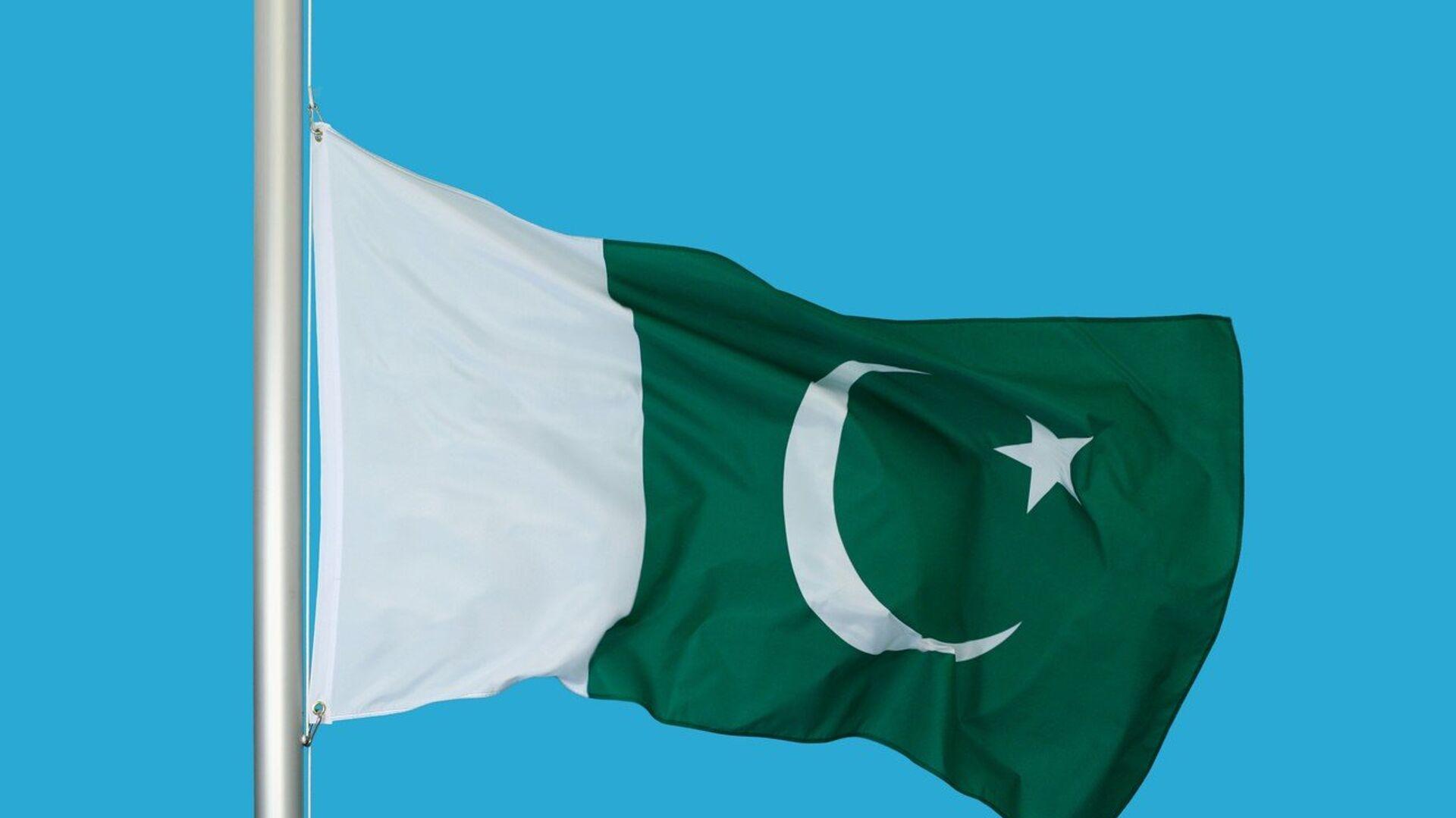 La bandiera del Pakistan - Sputnik Italia, 1920, 23.09.2021