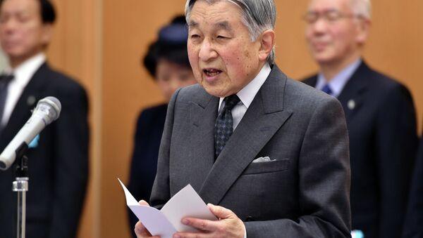 L'imperatore nipponico Akihito - Sputnik Italia