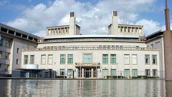 Il Tribunale penale internazionale per l'ex-Jugoslavia all'Aia - Sputnik Italia