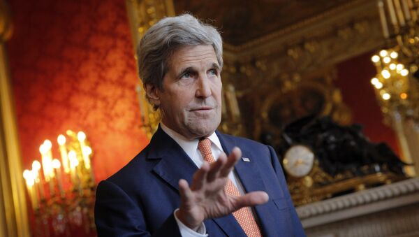 John Kerry - Sputnik Italia