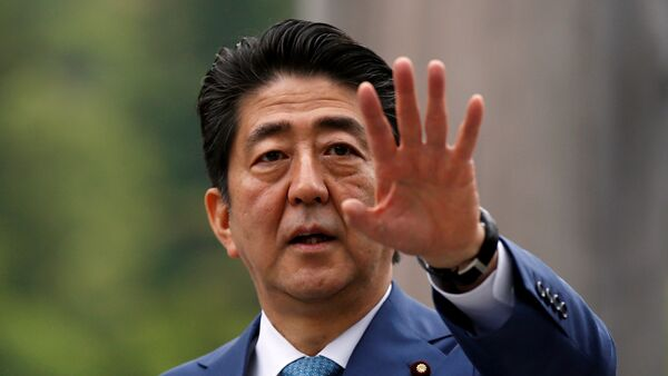 Il premier del Giappone Shinzo Abe - Sputnik Italia