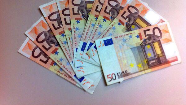 Banconote da 50 euro - Sputnik Italia