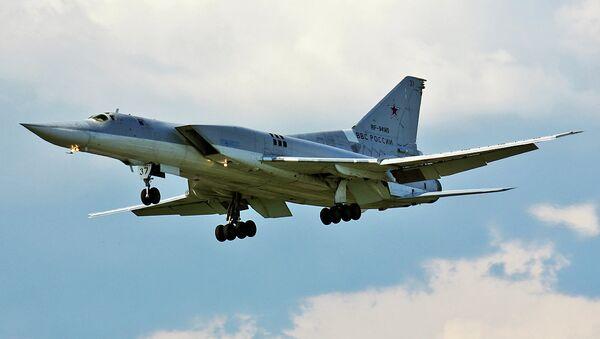Tu-22M3 russo in Siria - Sputnik Italia