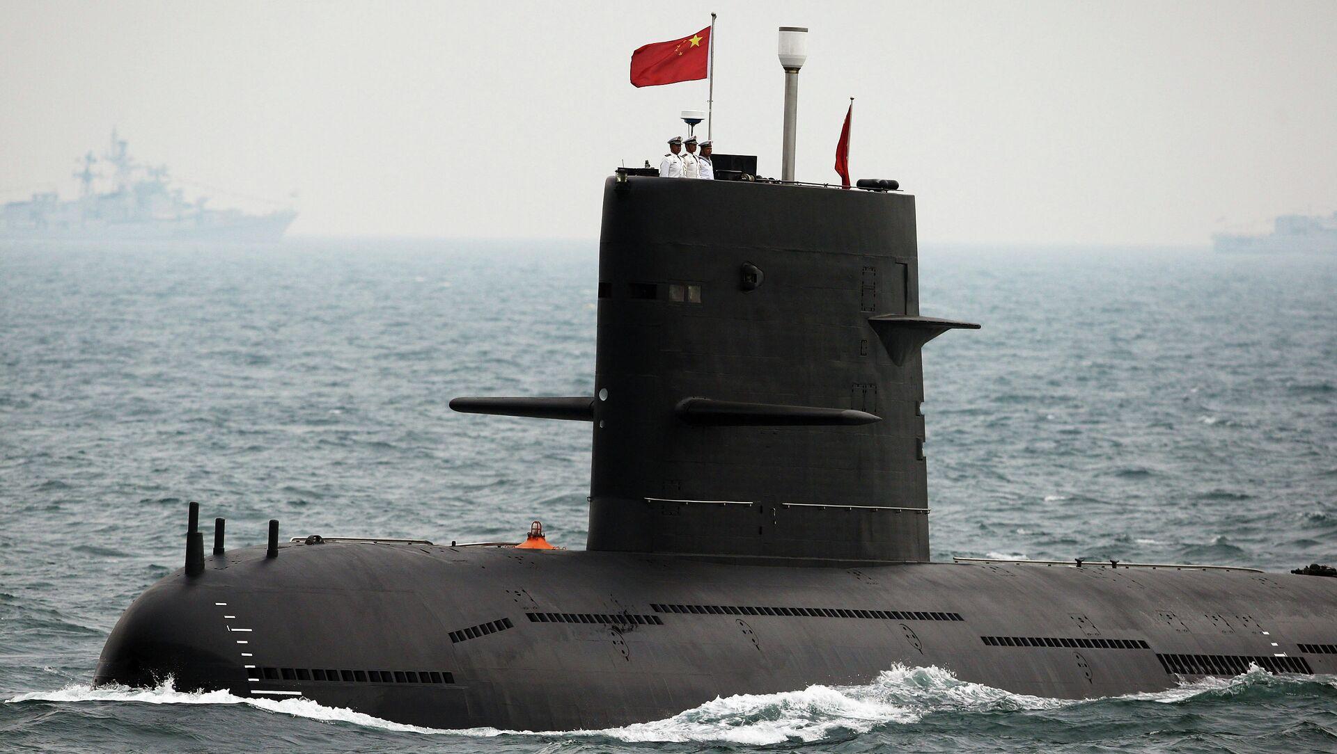 Sottomarino cinese - Sputnik Italia, 1920, 04.05.2021