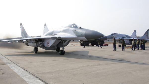 Caccia russo MiG-29SMT - Sputnik Italia
