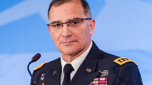 Generale dell'esercito statunitense Curtis M. Scaparrotti - Sputnik Italia