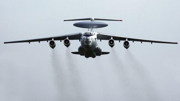 A-50 Mainstay AWACS aircraft - Sputnik Italia