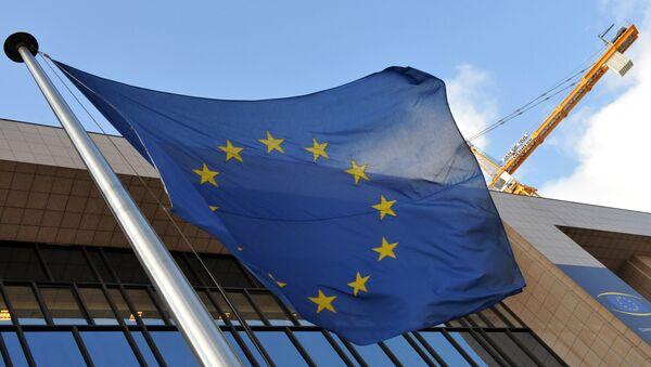 La bandiera europea - Sputnik Italia