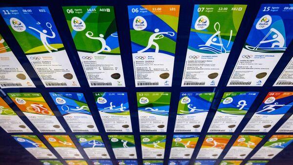 Biglietti per le Olimpiadi e Paralimpiadi 2016 - Sputnik Italia