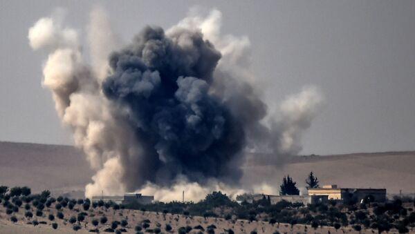 Ankara lancia un'operazione militare in Siria. - Sputnik Italia