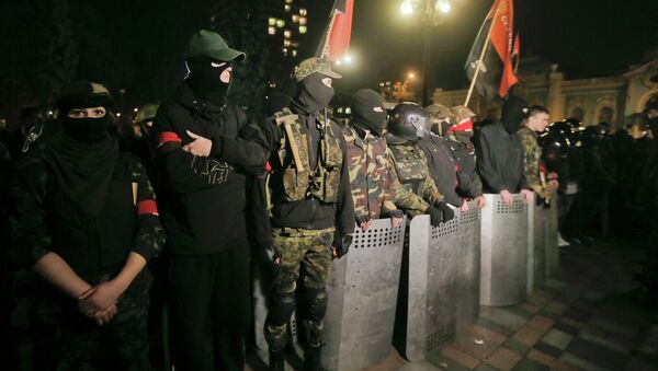 Neonazisti ucraini - Sputnik Italia