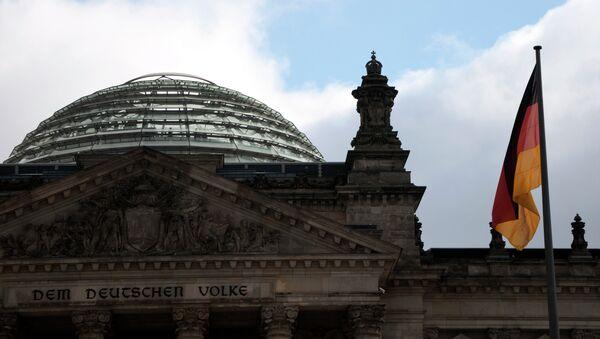 Reichstag, Berlino - Sputnik Italia