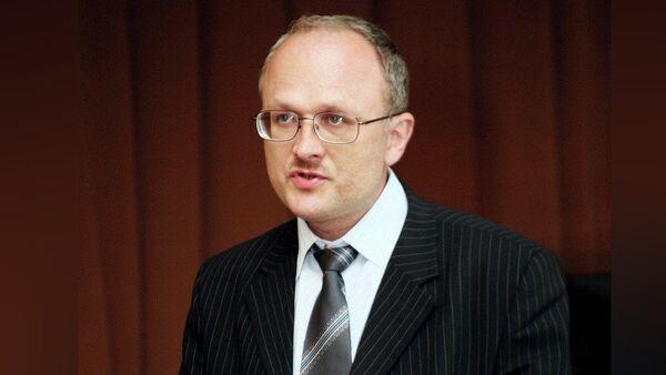 Oleg Nazarov, membro del Club Zinoviev - Sputnik Italia