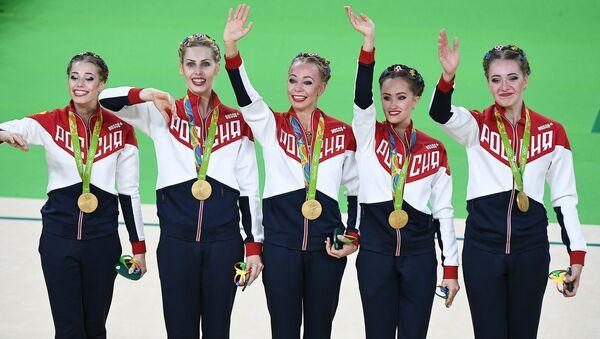 Atlete russe a Rio - Sputnik Italia