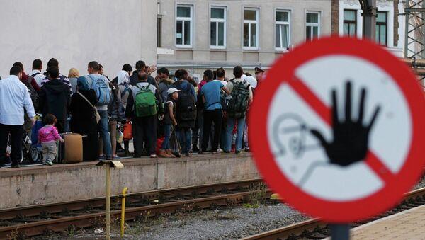 Migranti in Austria - Sputnik Italia