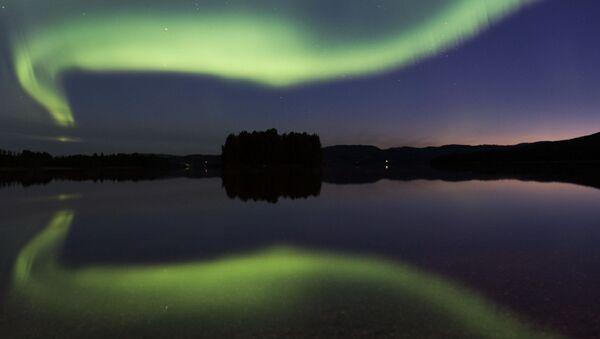 Aurora boreale - Sputnik Italia