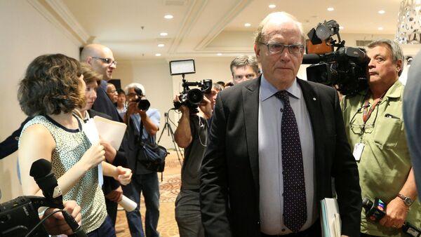 Richard McLaren, l'accusatore del sistema doping in Russia - Sputnik Italia