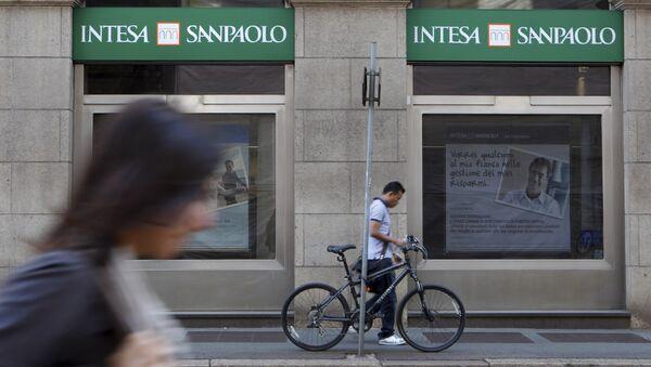 Banca Intesa Sanpaolo - Sputnik Italia