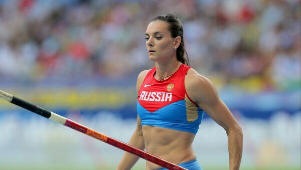 Elena Isinbaeva - Sputnik Italia