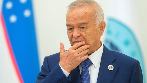 Presidente dell'Uzbekistan Islam Karimov - Sputnik Italia
