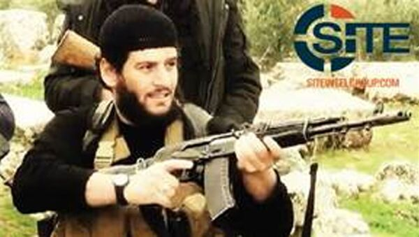 Abu Muhammad al-Adnani - Sputnik Italia