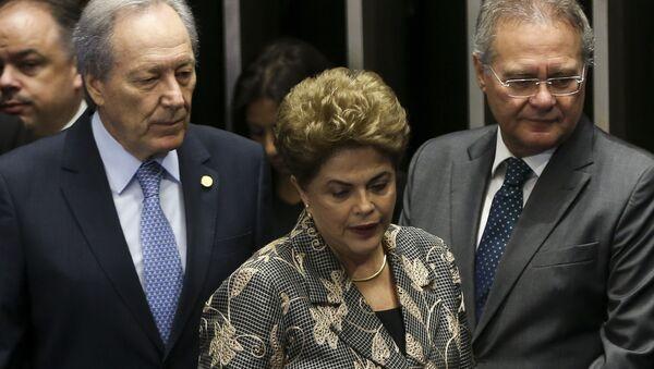 Dilma Roussef - Sputnik Italia