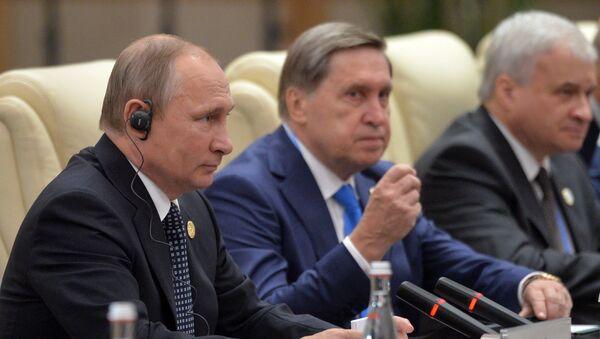 Russian President Vladimir Putin on a visit to China. Day Two - Sputnik Italia
