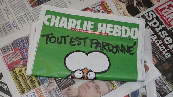 Charlie Hebdo - Sputnik Italia