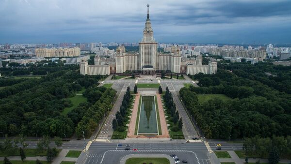 università statale di Mosca - Sputnik Italia