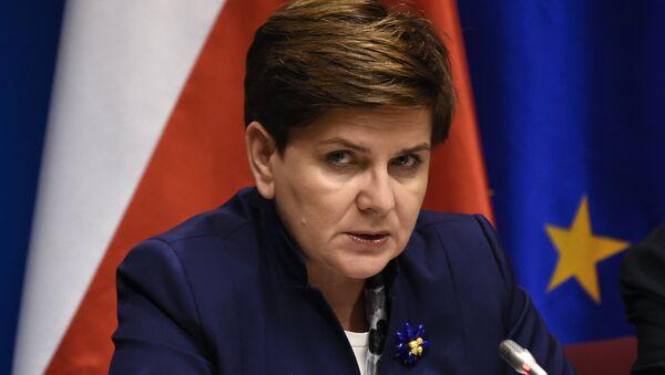Beata Szydlo - Sputnik Italia