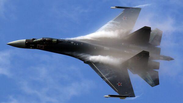 Caccia russo Su-35 - Sputnik Italia