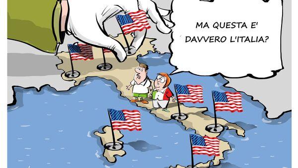Ma questa è davvero l'Italia? - Sputnik Italia