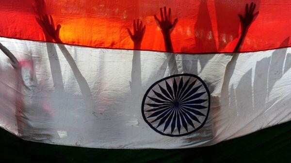 La bandiera dell'India - Sputnik Italia
