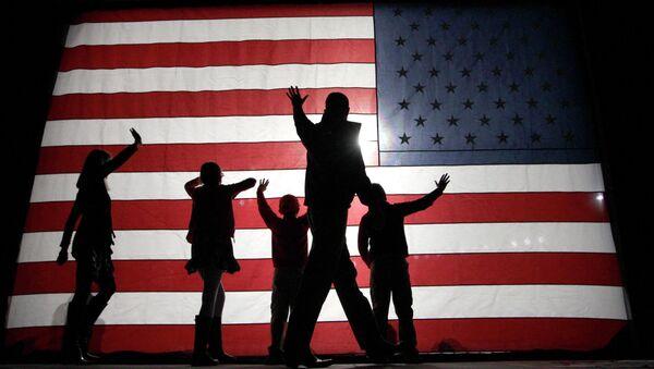 La bandiera USA - Sputnik Italia